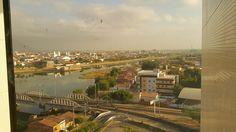 Margem esquerda do Rio Acaraú - Sobral/Ceará/Brasil (a partir da vista do Hotel Tulip In Sobral) - (Fev16, by @luccks)