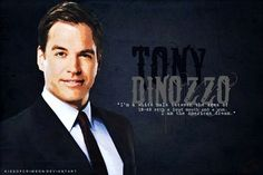 """""""I'm a white male between the ages of 18-49 with a large mouth and a gun. I am the American dream.' - Tony DiNozzo // NCIS"""