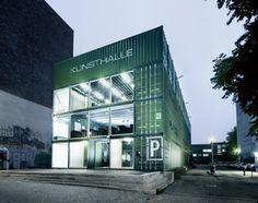 Platoon Kunsthalle Berlin / Platoon Cultural Development | ArchDaily -