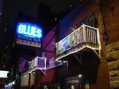 Bourbon Street Blues Bar - New Orleans http://templeshows.com/