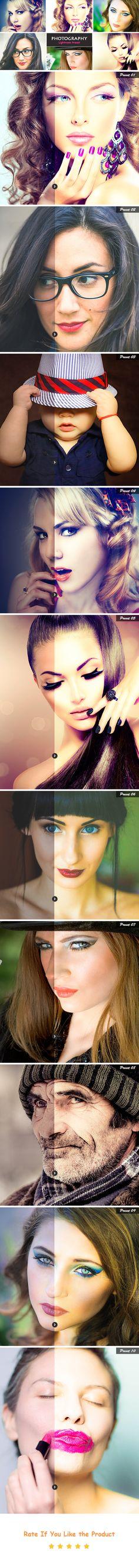 Photography Lightroom Preset. Download here: http://graphicriver.net/item/photography-lightroom-preset/16282012?ref=ksioks
