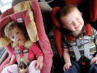 AAP's new car seat guidelines change rear facing & booster rules