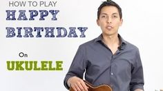 ukulele tutorial - YouTube