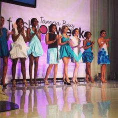 Tampa Bay Fashion Week runway show wrap-up -- via @tampabaytimes | Sept. 19, 2014 #TBFW #FWTB