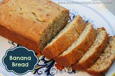 Tada's Kooky Kitchen: Banana Bread