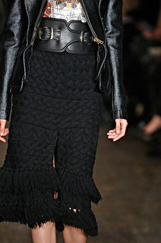 Cool Chic Style Fashion: Altuzarra fall 2012 2013 - collection & details