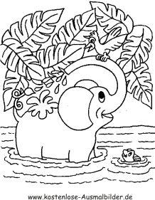 Elefant Von Sendung Mit Der Maus Zeichnen Lernen Malvorlage Youtube