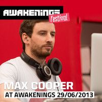 Max Cooper Live at Awakenings Festival 2013 by Awakenings events on SoundCloud