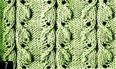 Stitch Pattern {charted}.