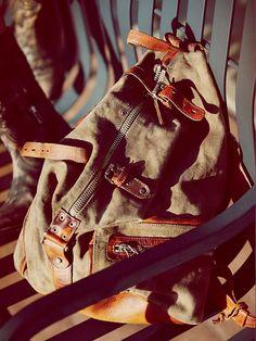 Free People Banjo Backpack, C$431.97. my dream backpack