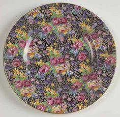 Royal Winton HAZEL Vintage Chintz Salad Plate 641588