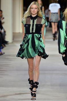Paris Fashion Week, SS '14, Emanuel Ungaro
