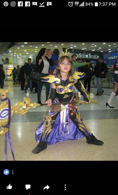 The wizard lol cosplaykids armadura elaborada en goma eva por plasti JAM  COSPLAY b81d46f4168c