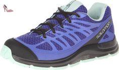 Salomon Synapse Access - Femme - violet (Taille cadre: 42) Chaussures de randonnée - Chaussures salomon (*Partner-Link)