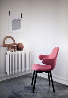 Hayon Studio - Catch Chair For & Tradition http://decdesignecasa.blogspot.it