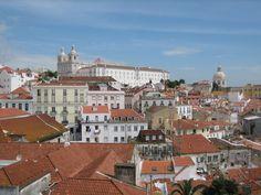 Lisbon, Portugal - 2 nights here