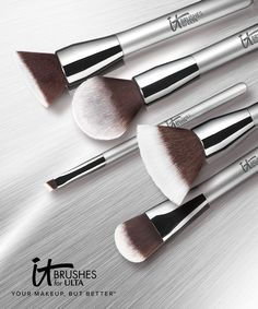 Discover your #BeautyBFF with three distinct collections from @itcosmetics Brushes for ULTA. Only at ULTA Beauty.