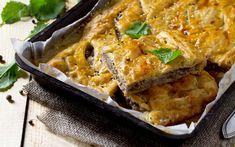 Σπιτική κιμαδόπιτα με πράσο – Newsbeast Mince Meat, Recipe Of The Day, Lasagna, Thai Red Curry, Carne, Turkey, Baking, Ethnic Recipes, Food