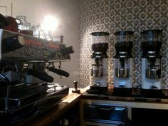 Espressobar Kolonel Koffie