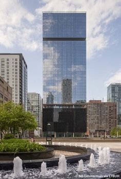 Optima Chicago Center - The Skyscraper Center