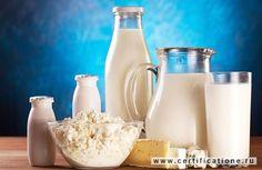 Новые правила по маркировке молочной продукции.