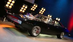 "Dom's 1970 Dodge Charger RT has always been ""Fast &; Furious""!"