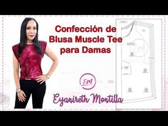 Muscle Tees, Youtube, Polo, V Neck, Pattern, Women, Templates, Sleeveless Tops, Blouse Patterns