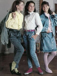 1980s Fashion for Women & Girls | 80s Fashion Trends, Photos and More: