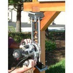 Milescraft signpro sign making system model 1212 woodworking milescraft sign pro sign making jig set for routers spiritdancerdesigns Images