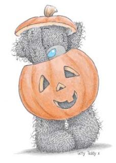 halloween blue nose bear - Google Search