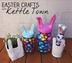 Easter DIY + Crafts