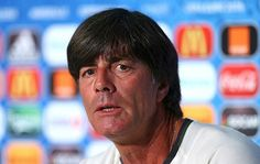 Joachim Loew said he would stay on to lead the World Cup winners to their title…