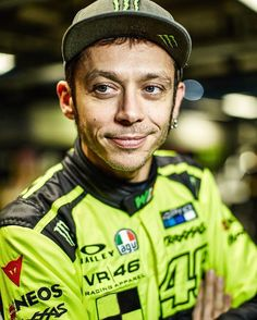 He looks so proud Photo from Le Petit Prince on tumblr. Valentino Rossi, Monza Rally Show, VR46, MotoGP.