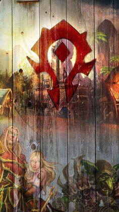 Horde Iphone Wallpaper