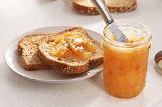 30 Minutes To Homemade SURE.JELL® Peach Freezer Jam