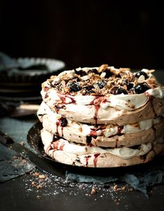 Love Meringue? 16 Pavlova Recipes You Need To Try via Brit + Co