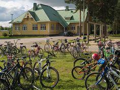Koskenkorvan koulu 2 - Koskenkorvan koulu – Wikipedia Finland, Parks, Map, Historia, Location Map, Maps, Parkas