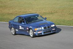 #26 BMW M3 of Marc Cantor