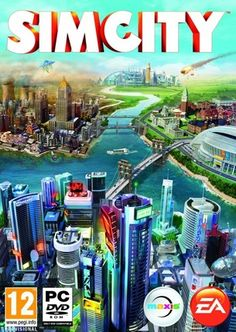 SimCity (Limited Edition) (DVD-ROM) Electronic Arts The defining city simulation is back! Create the city you desire and make the choices that shape your city and power the Sims within it. Maxis, Simcity 5, Wii, Playstation, Videogames, Riot Points, Edition Collector, Electronic Arts, Mac Download