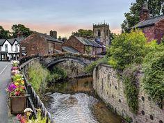 Croston, Lancashire.