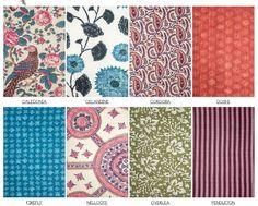 COTE DE TEXAS: A New Fabric Line!!!