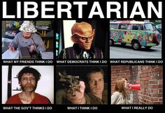 libertarian. I'm actually in shock that I no longer consider myself part of the GOP.
