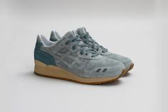 St Alfred x asics GEL LYTE III Preview - FNG magazine