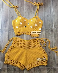 Bikini croche Avulso Select one of many fashions and inform the chosen one within the subject of commentary within the software Corresponds to 1 piece high) Prime ciganinha Com Bojo Not included panties Really nice crochet bikini models. Motif Bikini Crochet, Crochet Crop Top, Crochet Summer Tops, Crochet Shorts Pattern, Crochet Tops, Crochet Top Outfit, Crochet Beach Dress, Crochet Clothes, Crochet Outfits