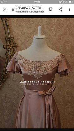 Teen Fashion Outfits, Fashion Dresses, Evening Gowns Couture, Simple Dresses, Formal Dresses, Designer Party Wear Dresses, Couture Sewing, House Dress, Traditional Dresses