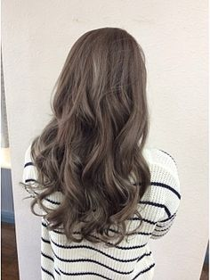 normal normal Sure, the bushy perms of the might be out of vogue, but there Asian Hair Waves, Asian Hair Perm, Asian Hair Inspiration, Digital Perm, Air Dry Hair, Permed Hairstyles, Great Hair, Hair Day, Gorgeous Hair
