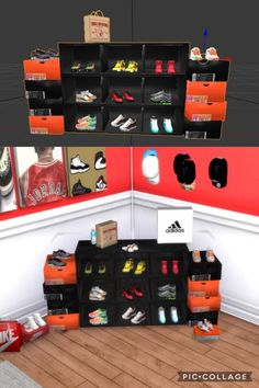 Building A Gaming Pc 837388124449539109 - sims 4 cc // custom content clutter decor furniture // Simlocker Sneakerhead display Source by Los Sims 4 Mods, Sims 4 Game Mods, Sims 4 Cc Furniture Living Rooms, Toddler Furniture, Kitchen Furniture, Young House Love, Sims 4 Beds, Muebles Sims 4 Cc, The Sims 4 Packs