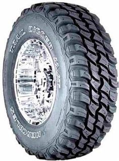 Hercules Trail Digger M/T Tires - Mud Terrain Tire Reviews