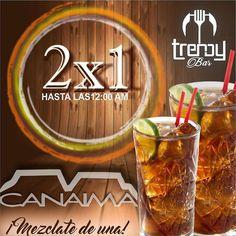 Esta noche disfruta de 2x1 en Ron Canaima hasta las 12:00 am... Ven y comparte en #trendybarmgta la buena música de #Djyellow y #dj40ldub como invitado de la noche... Y tú te lo vas a perder?  C.C. Bayside  Calle las Amapolas Urb Costa Azul.  #islademargarita #venezuela #Regrann
