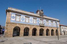 Povoa de Varzim, Portugal.